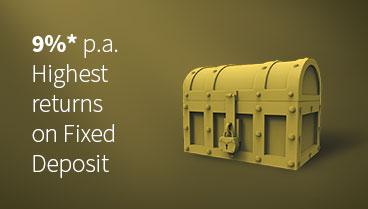 Mudra Fixed Deposit