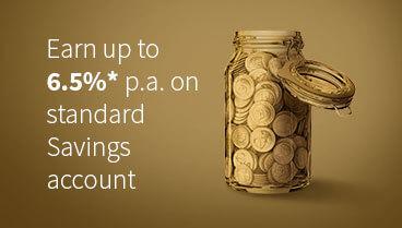 Max Savings Account