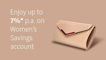 Her Savings Account